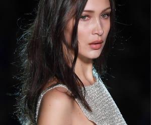 fashion, glitter, and model image