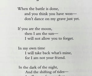 baby, dark, and Lang Leav image