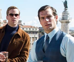 celebrities, armie hammer, and handsome image