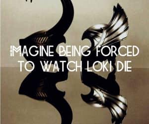 imagine, Marvel, and loki image