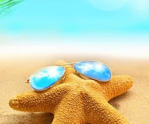 beach, style marin, and sea image