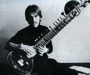 thebeatles and georgeharrison image