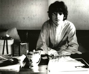 1966, thebeatles, and georgeharrison image