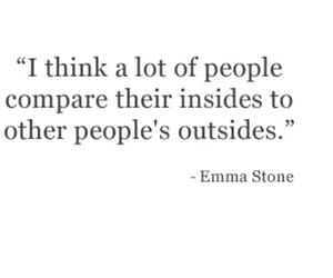 emma stone and quotes image