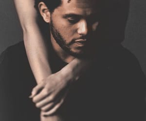 music, the weeknd, and theweeknd image
