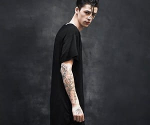 Ash Stymest, boy, and Hot image