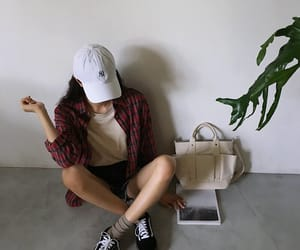 aesthetic, asian girls, and clothes image