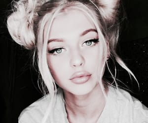 faded and loren gray image