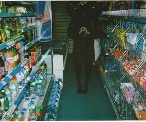 alcohol, fashion, and supermarket image