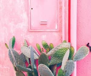 minimalism, pink, and wall image