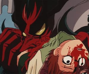 90s, blood, and japan image