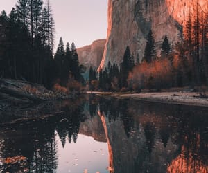 landscape, mountains, and photography image
