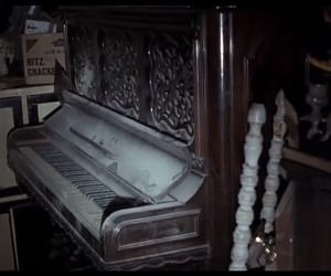 old, piano, and hannibal lecter image