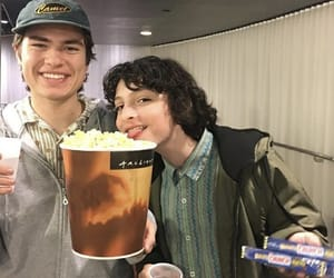 boy and finn wolfhard image