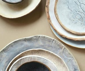 ceramica, plates, and pottery image