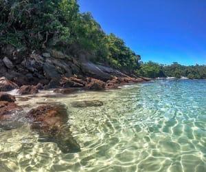beach, beautiful, and cool image