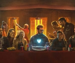 Avengers, header, and Marvel image