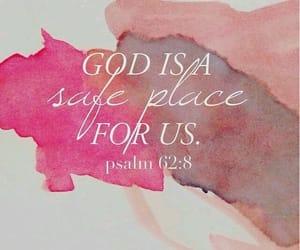 god, bible, and safe image