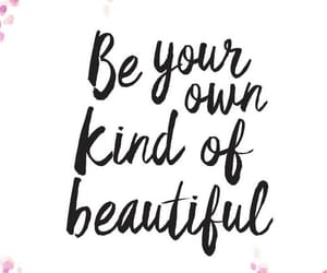 kind, be yourself, and quote image