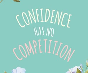 competition, confidence, and determination image