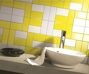 ceramic wall tiles and subway tiles image