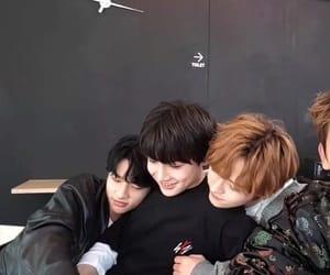 boys, jeongin, and felix image