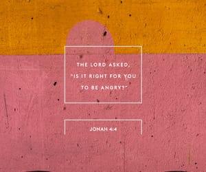 bible, god, and jonah image