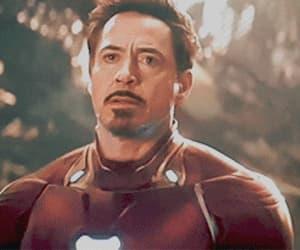 Avengers, gif, and ironman image