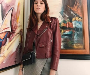 art girl, vintage, and clothes image