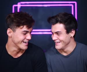 purple, smile, and ethan image