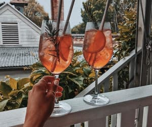 Cocktails, summer life, and holidays image