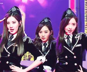 gif, seohyun, and jessica jung image