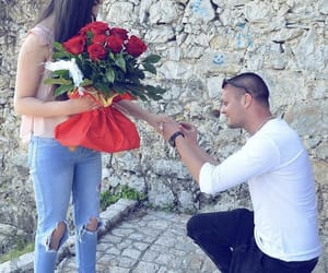 boyfriend, everything, and roses image