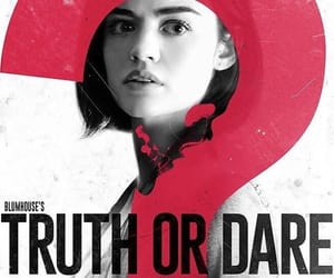 film, truth or dare, and lucy hale image