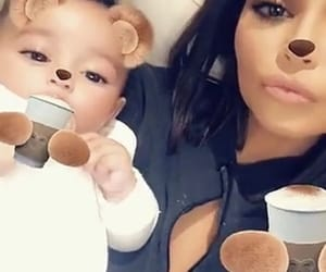 baby, chicago west, and celebrities image