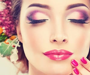 hair stylist, nail artist, and make-up artist image