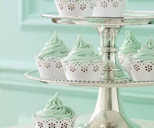 cupcakes, delicated, and food image
