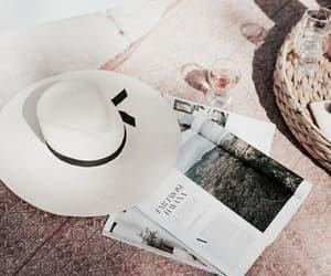 magazine, summer, and fashion image