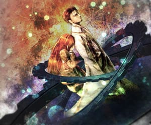 anime, art, and steins;gate image