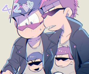 anime, fanart, and ichimatsu image