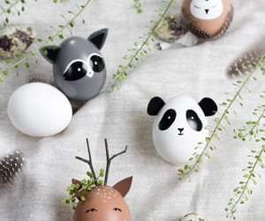 animal, easter, and paint image