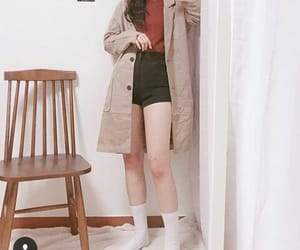 asian, korean, and outfit image