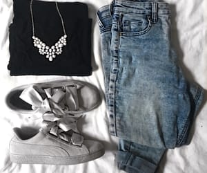 beautiful, jeans, and weheartit image