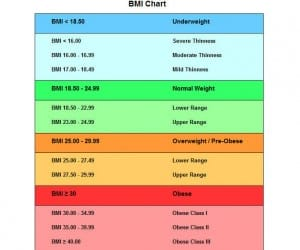 healthylife, body mass index, and bmi chart image
