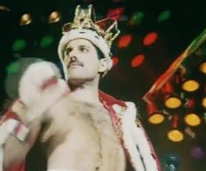 band, crown, and fun image