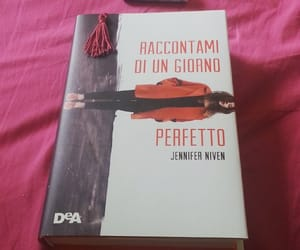 book, jennifer niven, and italian image