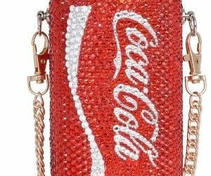 cocacola, purses, and handbags image