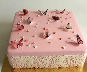 cake, delicious, and food image