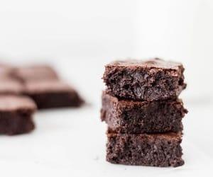 chocolate, delicious, and fudge image