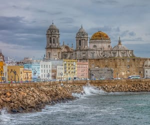 beautiful place, Cadiz, and color image